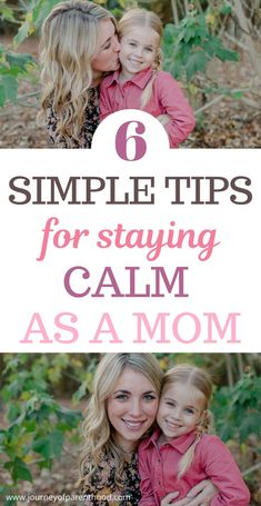 6 Simple Tips for staying Calm as a Mom - How to Avoid Yelling and Find Joy in Motherhood, even in the tougher moments. Here's how to keep your patience even in the trenches. Mindful Parenting, Gentle Parenting, Parenting Quotes, Parenting Advice, Raising Kids Quotes, Quotes For Kids, Kids Behavior, Child Behaviour, Positive Discipline