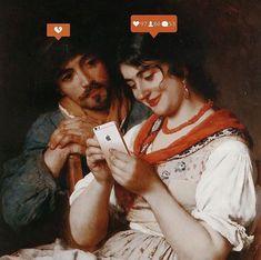 vaporwave collage AD (adrigar) Fotos y - vaporwave Art Visionnaire, Arte Dope, Classical Art Memes, Art Jokes, Renaissance Art, Surreal Art, Funny Art, Vaporwave, New Art