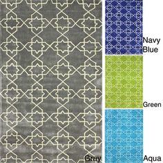 nuLOOM Handmade Marrakesh Lattice Trellis Rug (5' x 8') | Overstock.com Shopping - Great Deals on Nuloom 5x8 - 6x9 Rugs