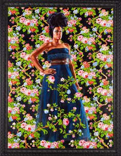 Watch the Creation of Kehinde Wiley's First Series of Black Women's Portraits