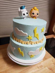 One Year Birthday Cake, Pegasus, Baby Boy Shower, Shower Ideas, Cupcakes, Desserts, Food, Christening, Meet