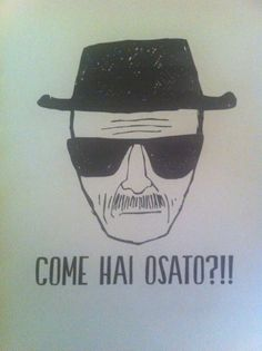 Made by Giada Giusti  www.giadagiusti.it @ru_jade #breakingbad #comehaiosato