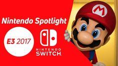 Venha assistir com a gente a conferência da Nintendo na E3 2017