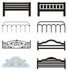 Modelos de adesivos para cabeceira de cama