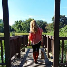 < Dockside > #style #threeheelclicks2015 #fall #whatiwore #saturday #outdoors