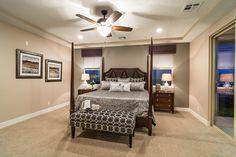 #masterbed #master #decor #interiordesign #design #tile #stgeorge #newhome #encehomes #bed