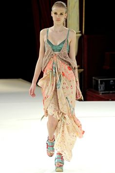 Kenzo Spring/Summer 2011 Ready-To-Wear