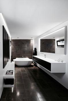 clean and modern minimalist bathroom 65 Most Popular Small Bathroom Remodel Ideas on a Budget in 2018 Houzz Bathroom, Small Bathroom, Master Bathroom, Bathroom Ideas, Bathroom Vanities, Remodel Bathroom, Colorful Bathroom, Bathroom Black, Bathroom Trends