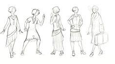 Rohita Costume Concepts by briarhenge.deviantart.com on @deviantART