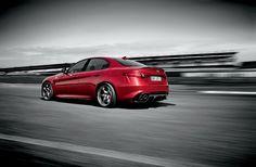 Nouvelle Alfa Romeo Giulia 2016