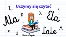 Discover more about Uczymy się czytać ✌️ - Personalized Peace, Content, Education, Speech Language Therapy, Therapy, Learning, Sobriety, Room, Teaching