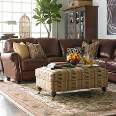 L -Shaped Sectional. This is for you Beth!