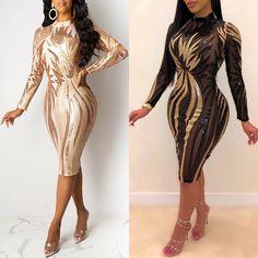 Mini Kleid aus Kunstleder Damen Abendkleid Clubwear Heiß Wetlook Rot Blau Silber