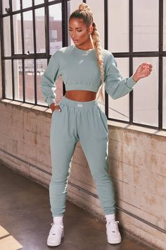 Slow It Down Ribbed Full Length Cuffed Joggers – Bo+Tee Cuffed Joggers, Freedom Of Movement, Ribbed Fabric, Mini Shorts, Lounge Wear, Comfy, Tees, Model, Cotton