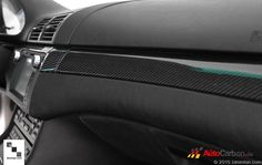 Each Kit Is Made From Real Carbon Fiber In A 2x2 Twill Pattern. -  - AutoCarbon Carbon Fiber Interior Trim  - Photo #7