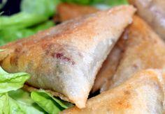 Brick à la viande hachée ( bourek)