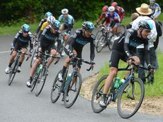 Team Sky | Pro Cycling | Photo Gallery | Dauphine stage five gallery | Danny Pate