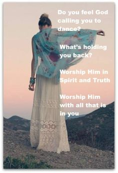 Worship Him in Spirit and in Truth