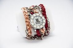 Relógio - jessica chastain (Chara Rial)