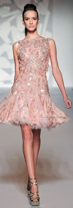 Abed Mahfouz - Couture - Fall Winter 2012 - 2013