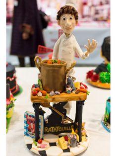 """Cake Design """"Ratatouille"""" de Disney !"""