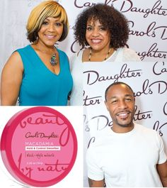 While at the Essence Music Festival for my appearances, check out what was going on at Carol's Daughter!