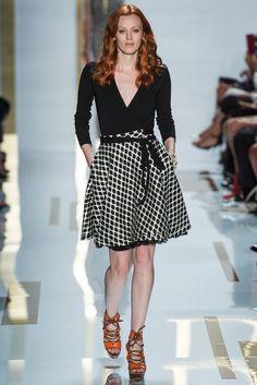Diane von Furstenberg Spring 2014 Ready-to-Wear Collection Photos - Vogue