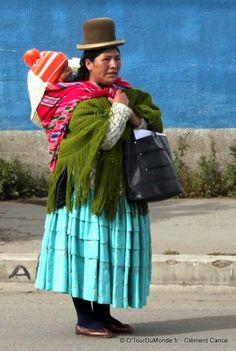 Visages d'Amérique Latine : Bolivie - La Paz @OTourDuMonde