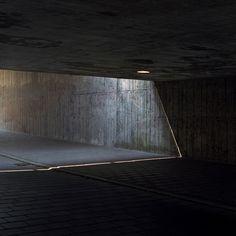 """sleeping infrastructure of the urban environment"" by Sander Meisner"