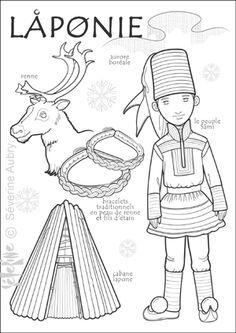 930 Best Saami, Sami, Såmpi, tenntråd, Tin Thread & Border