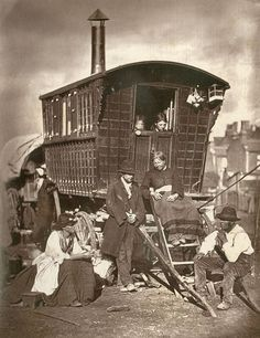 John Thomson, Street Life in London, 1877