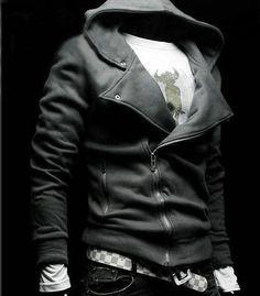 http://spektrodesign.com/ropa-hombre/polerones/poleron-gris-gorro-y-cierre.html