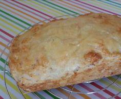 Rezept Käse-Schinken-Brot mit der 1,8 l-Ultra von Tupperware von dowo1981 - Rezept der Kategorie Backen herzhaft