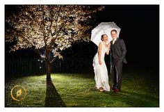 What to do on a wet wedding day!