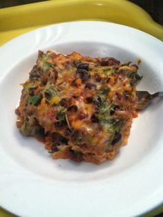 Mexican Casserole - 6.5 Weight Watcher Points Recipe - Food.com
