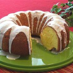 Key Lime Cake II Allrecipes.com