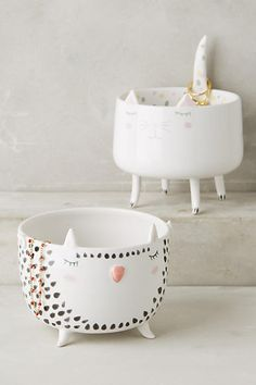 Domesticated Trinket Dish - anthropologie.com