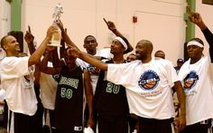 Cary Invasion Professional Basketball