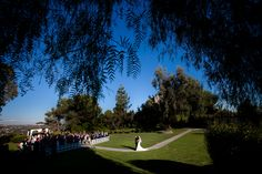 Golf Course Wedding by Brandon Wong Photography