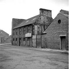 Brady's scrap yard, Abercorn St Paisley Scotland, Glasgow, Scrap, Yard, House Styles, Life, Tat, Garten, Courtyards