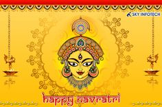 May this #Navratri #Maa fulfill all your Dreams and Bring Happiness In your Life ! #HappyNavratri🐾