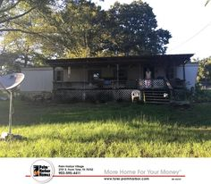 If you're looking for a fixer upper look no longer this 2 bed 1 bath singlewide would make a fabulous deer camp. 5,300 you love. Willing to take any reasonable options. Call Esther for more information (469) 321-4193  https://deliverymaxx.com/DealerReviews.aspx?DealerCode=C635  #Cheap #fixerupper #singlewide #bargain #PalmHarborVillageTyler