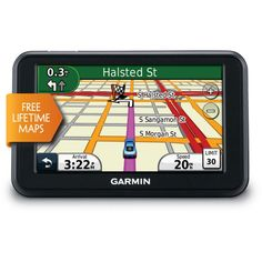 Garmin nüvi 40LM 4.3-Inch Portable GPS Navigator with Lifetime Maps (US and Canada) * Continue to the product at the image link.