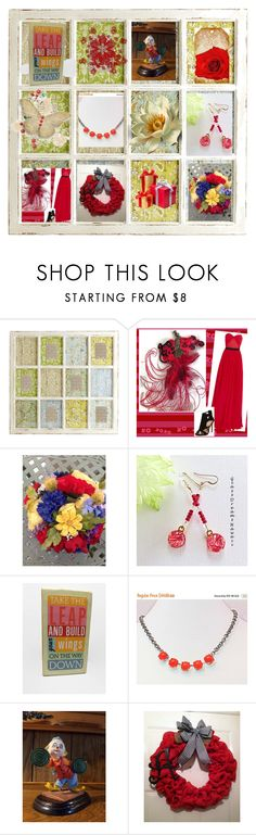 * Red Hot Summer *  #EtsyTeamUNITY #EpicOnEtsy #Craftshout #Etsymntt #MothersDayGifts #Sale #RedHotSales #EtsyGifts by elsiescreativedesign on Polyvore featuring interior, interiors, interior design, home, home decor, interior decorating and Pier 1 Imports