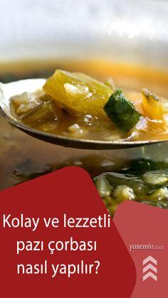 Karadeniz mutfağında sık sık kullanılan pazı ile enfes bir çorba hazırlamak ister misiniz? Bolca vitamin deposu olan pazı çorbası tüm mikropları vücuttan atarak adeta detoks etkisi oluşturuyor. Gelin pazı çorbasını birlikte hazırlayalım...