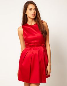 The Christmas party dress, and How to Wear DIY