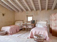 Lovely charming bedroom