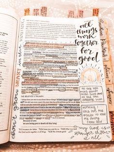 Bible Study Notebook, Bible Study Journal, New Bible, Bible Art, Genesis Bible Study, Romans Bible, Bibel Journal, Bible Studies For Beginners, Bible Doodling