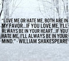 Well said, Sir.   SONNET 116 BY WILLIAM SHAKESPEARE