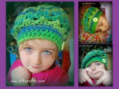 Sloutchy Hat  Design by Niftynnifer